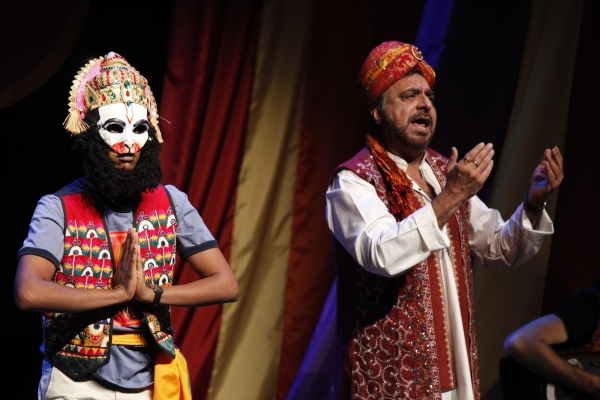 Tea with Chachaji - New Musical