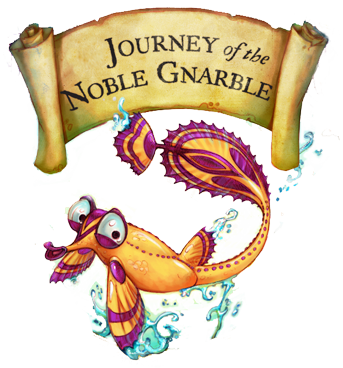 Journey of the Noble Gnarble - New Musical Play for Children