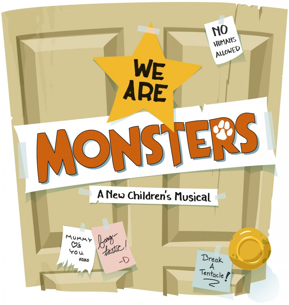 We Are Monsters 27wide small