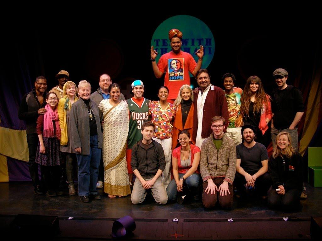 Tea with Chachaji - Cast and Crew