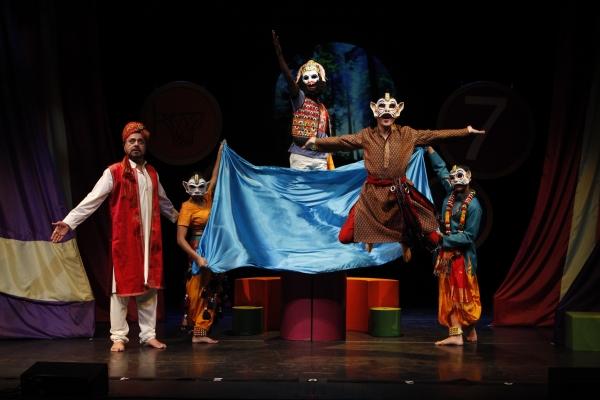 Jai Jai Jai Hanuman! - Tea with Chachaji - New Musical