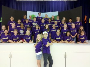 Gettysburg Drama Club present Musicville